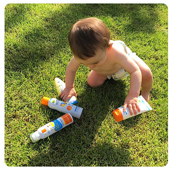 BEAUTY // THE BEST SPF FOR KIDS