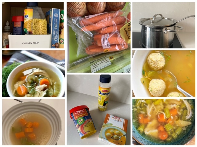 SAM'S CHICKEN SOUP RECIPE