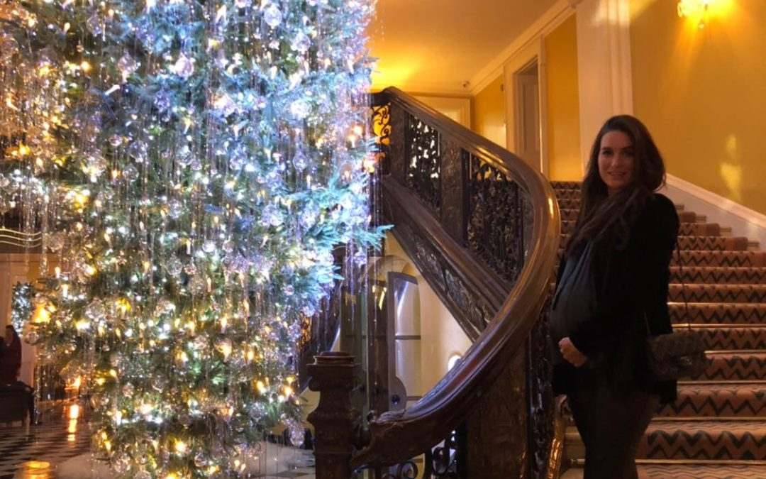 TRAVEL REVIEW: CLARIDGES – A BABYMOON FIT FOR A PRINCESS